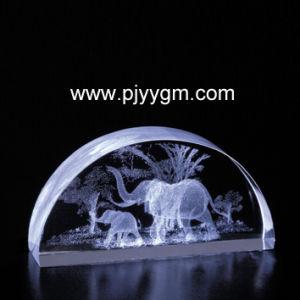 Crystal 3D Laser Gift (YYLA-058)