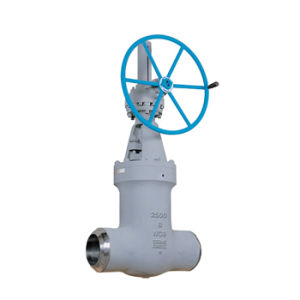 API Bevel Gear Pressure Seal Gate Valve (Z60H)