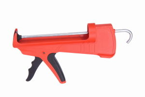 One Hand Operated Dripless Plastic Silicone Gun (BC-1185)