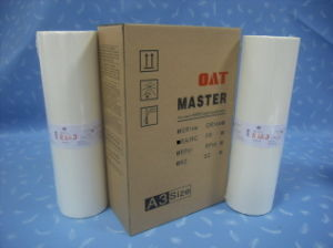 Compatible Ra/RC A3 Digital Duplicator Master Paper Roll pictures & photos