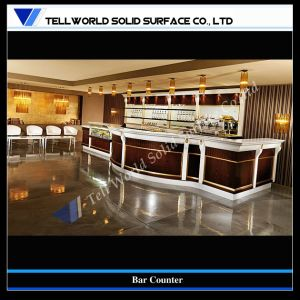 Customized Design Modern Commercial Bar Counter (TW-102) pictures & photos