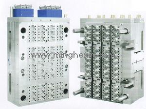 Plastic Lid Injection Mould with ISO SGS