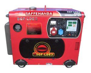 SF5GF-LDE3 Power 5kw Diesel Generator