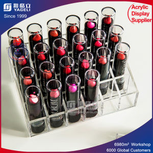 30 PCS Acrylic Lipstick Display Rack pictures & photos