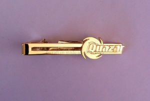 2014 New Design Custom Gold Metal Tieclip