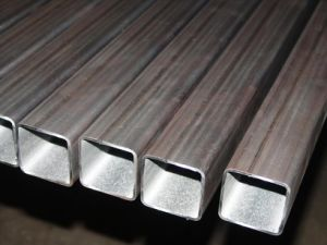 Square and Rectangular ERW Welded Steel Pipe pictures & photos