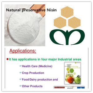 Natural Food Additive Preservative Nisin E234 for Meat/Sausage pictures & photos