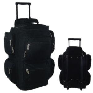 Fashion Trolley Duffel Backpack Bag for Travel, Sports (UBT14208)