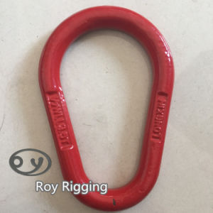 Excellent Quality Us Type Pear Shaped Weldless Sling Links pictures & photos