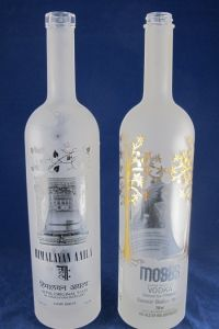 750ml Vodka Bottle pictures & photos