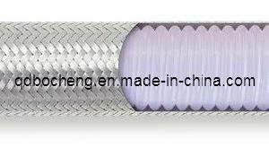 Convoluted PTFE Hose pictures & photos
