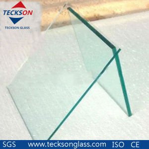 3-4mm Clear/Transparent Float Glass with Ce&ISO9001 pictures & photos