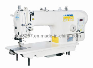 High-Speed Lockstitch Sewing Machine with Automatic Thread Trimmer (Mechatronics) --Juk7299c