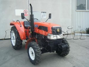 4WD Wheel Agriculture Tractor (SH354) pictures & photos