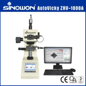 Auto Micro Vickers Hardness Tester Autovicky Zhv-1000A pictures & photos