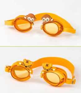 Animal Cartoon Swimming Goggles for Kids pictures & photos