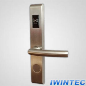 Hotel Electronic Room Lock (V-RF014A-SS) pictures & photos