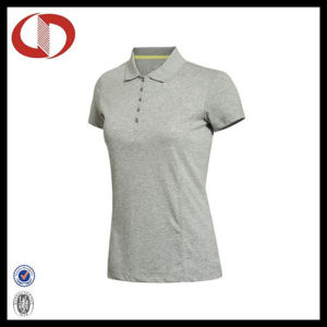 Custom Made New Blank Women′s Polo Shirts pictures & photos