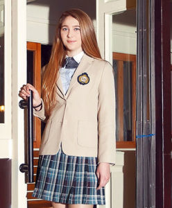 2014 School Uniform with Skirts pictures & photos