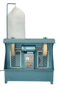 Shoe Making Machine/ Dust Collecting Speed Adjustable Polisher (TWO HEADS) (ABHT 680P2)