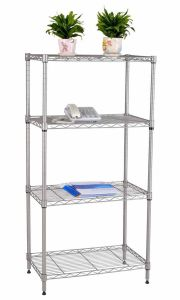 "Power Coating 4-Teir 18′′x36"" Commercial Wire Shelving pictures & photos"
