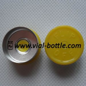20mm Colorful Custom Logo Flip off Caps for Injection Vials pictures & photos