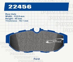 Brake Pads for Ford D1465 pictures & photos