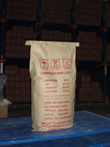 Full Cream Milk Powder in 25kg Package (2)