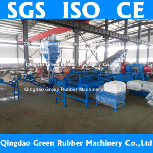 Waste Tyre Recycle Production Line 5~120 Mesh