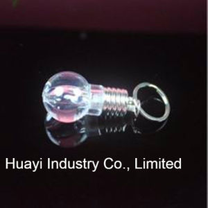 LED Light up Bulb Keychains pictures & photos