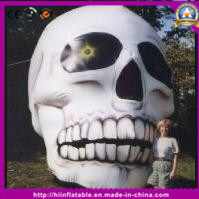 Inflatable Halloween Skull for Outdoor Decoration