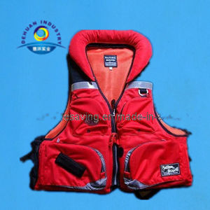 Fishing Life Jacket With PVC Foam (DH-001)
