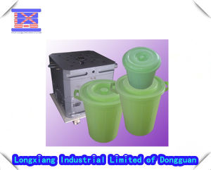 Plastic Bucket Mould pictures & photos