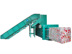 Full Automatic Hydraulic Balers with Feeding Machine pictures & photos