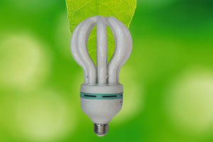 4U 65W Lotus Energy Saving Lamp