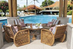 Wicker Rattan Outdoor Garden Patio Furniture pictures & photos