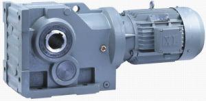 Helical Bevel Geared Motor