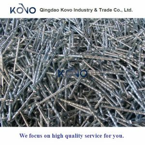 """3"""" Galvanized Asbestos Nails for Zimbabwe pictures & photos"""