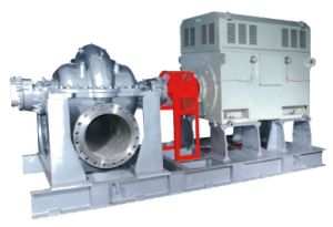 ANSI Stainless Steel Single Stage Double Suction Pump pictures & photos