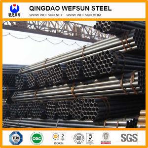 Mild Carbon Steel Black Round Tube pictures & photos