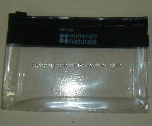 Heat Seal Clear PVC Pen Ziplock Bag pictures & photos