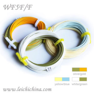 Double Color Weight Forward Floating Fly Fishing Line