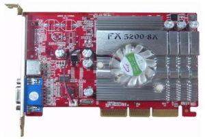 NVIDIA Geforce FX5200
