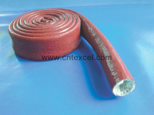 Silicone Rubber Coated Fiberglass Sleeves