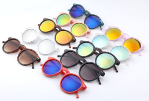 Boutique Multicolour Mercury Mirror Coating Sunglasses pictures & photos