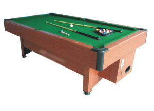 Coin Operated Pool Table (COT-004) pictures & photos