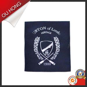High Quality Free Design Garment Accessories Woven Label