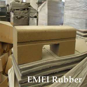 Road Rubber Stone/Traffic Rubber Decelerator pictures & photos