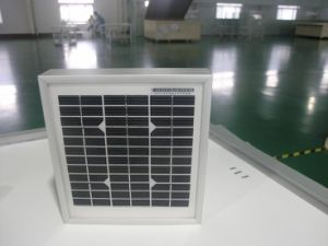 Mono Solar Panels 5w (CNSDPV-5(S)) pictures & photos