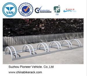 Hot Dipped Galvanized Bike Rack PV-6c (ISO Certified) pictures & photos